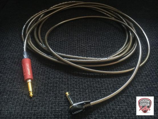 cable 5m 555x416 - CABLE PARA GUITARRA TECNOLOGIA SILEND CONECTORES JACK 5 METROS