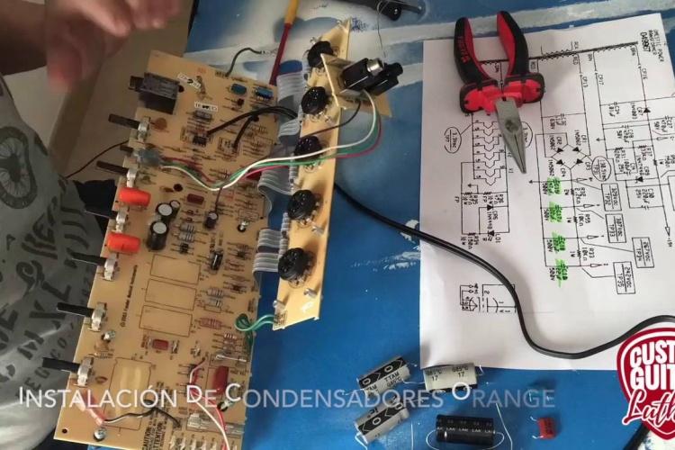 Modificación amplificador Fender Blues Junior 750x500 - Mejora amplificador Fender Blues Junior