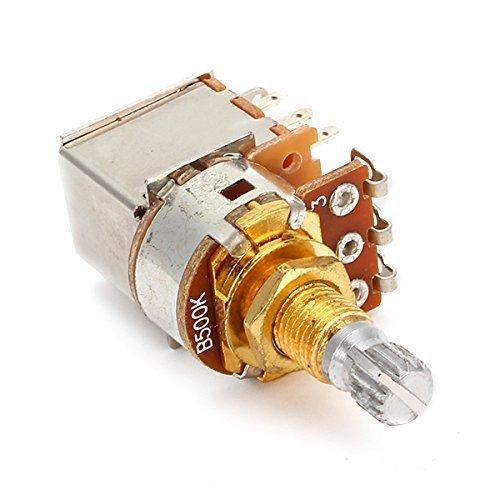 51sSTzBwG9L - Potenciometro puls/pull guitarra 500k log DN ORO