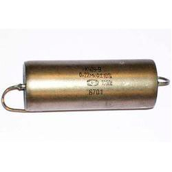 condensador tad vintage oil cap 002uf - PIO CAPACITOR K40Y-9 0.022UF 1000V SOVIET PAPER IN OIL