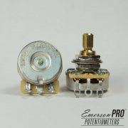 emerson pro cts 500k 8 tolerance audio taper split shaft potentiometer 180x180 - Emerson Custom CTS 500K EJE SOLIDO