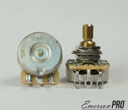 emerson pro cts 500k 8 tolerance audio taper split shaft potentiometer 262x225 - Potenciometro Emerson Custom CTS PRO 250K EJE SOLIDO  8%