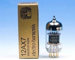 12AX7 Gold Pin Electro Harmonix Pre Amp Cryo 262x210 - 12AX7 Electro Harmonix GOLD