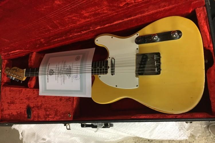 IMG 4056 750x500 - Ajuste guitarra Fender Telecaster del 69