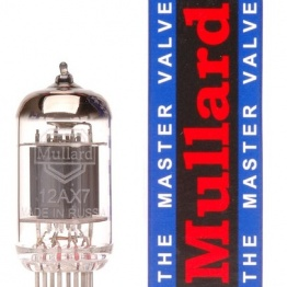 MU 12AX7 2 262x262 - 12AX7 MULLARD  / CV 4004 Mullard Reissue