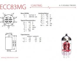 jj ecc83 mg 12ax7 mg 2 542 p 262x210 - 12AX7 / ECC83 MG JJ