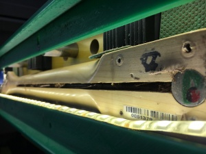IMG 5547 300x225 - Sustitución alma mástil Guitarra Fender Stratocaster