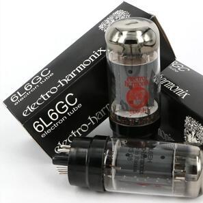 2PCS LOT font b 6L6GC b font HIFI DIY Russian font b tube b font 6L6EH - 6L6 GC Electro Harmonix Matched