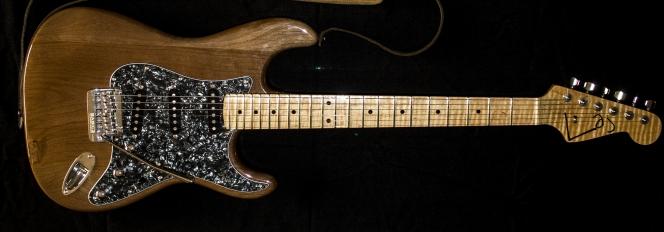 Guitarras Laj Strat custom guitar Almeria