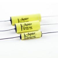 JUPITER CAPS 200x200 - Condensadores - Jupiter Vintage Yellow 600 VDC