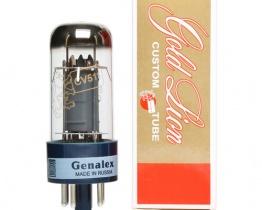 gl 6v6gt gold lion 262x210 - Genalex - Gold Lion 6V6GT / CV511