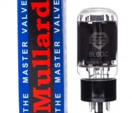 mullard 6l6gc 1 262x225 - 6L6 GC Mullard Reissue