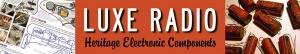 slideshow luxe radio 300x54 - Condensador LUXE RADIO - Bumble Bee  0,015uf Papel en aceite