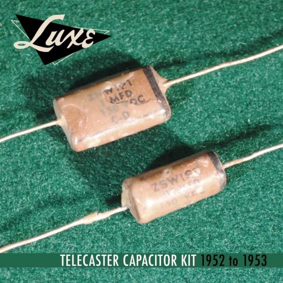 TD5253 1024x1024 555x555 - Condensadores LUXE RADIO-0,05uf-0,1uf Papel en aceite Stratocaster&Telecaster