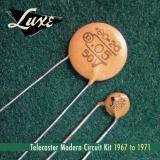 TM67 1024x1024 160x160 - Condensadores LUXE RADIO 1967-1971 Telecaster Modern Schematic Kit .05mF y .001mF