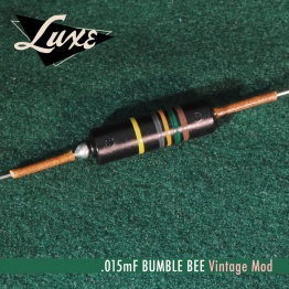 Condensador Bumble Bee Luxe .015uF. Custom Guitar Almeria