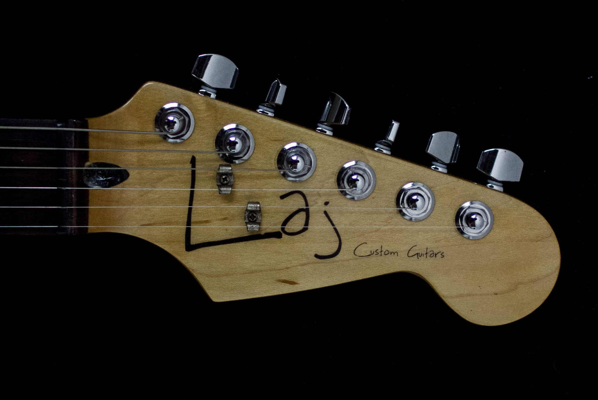 IMG 1845 - Laj Custom Guitars Strat Blue