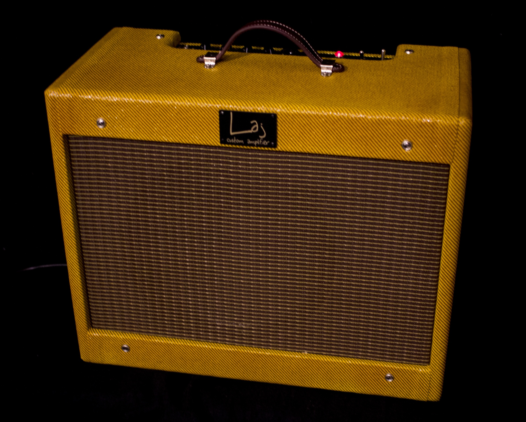 IMG 2166 - Amplificador LAJ Speed Reverb