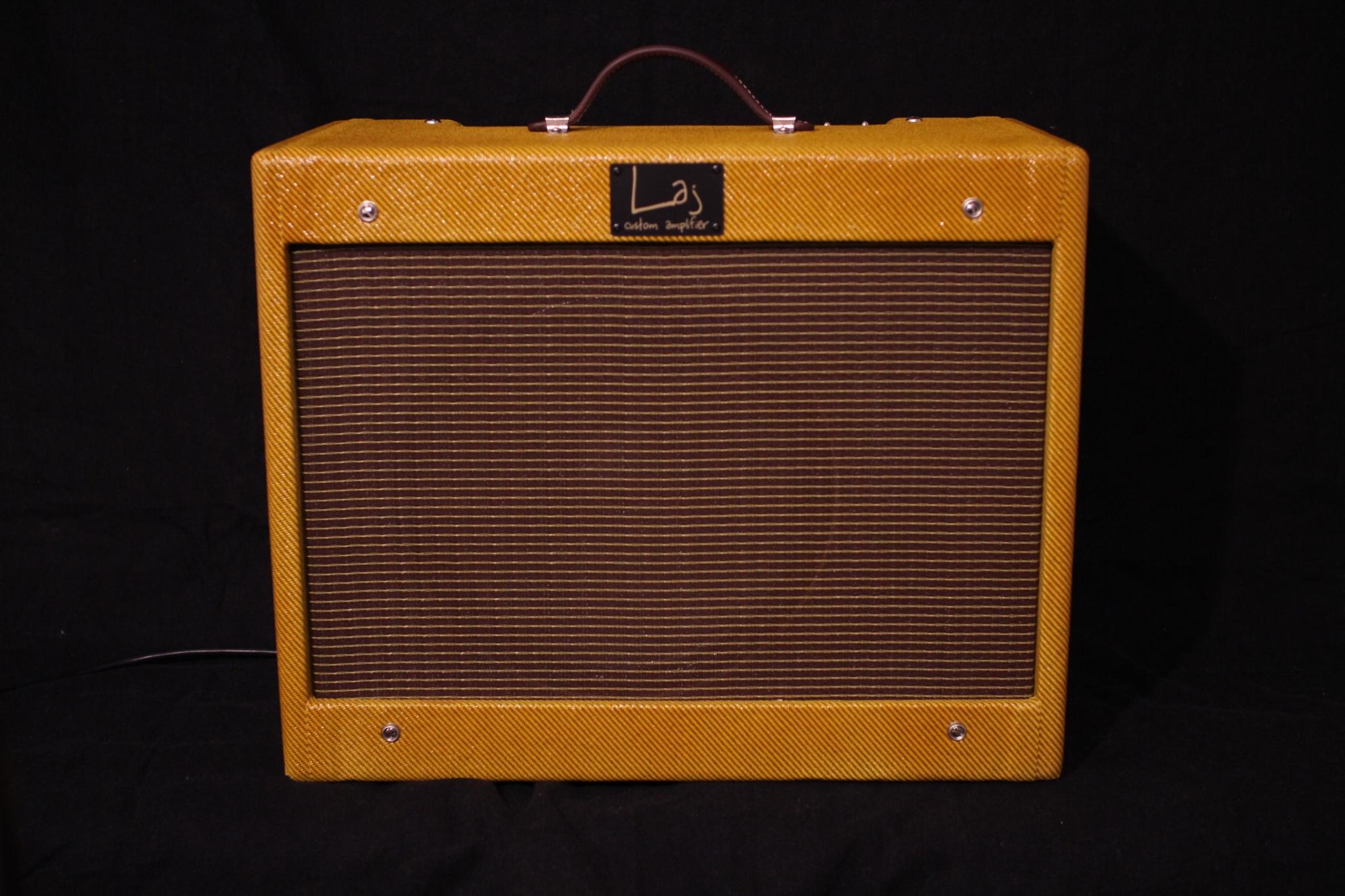 IMG 2167 - Amplificador LAJ Speed Reverb